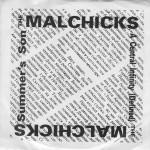 Malchicks